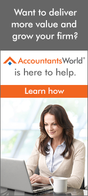Vist the New AccountantsWorld website
