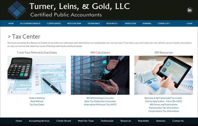 Websites for Accountants | AccountantsWorld Website Relief